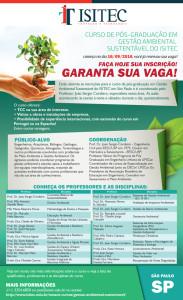 E-mail Marketing Gestao Ambiental 2016 2Semestre