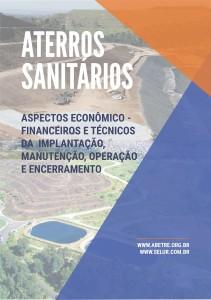 Capa Folder Aspectos Economicos Tecnicos Aterro_Selur
